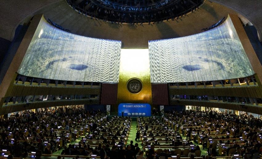 """BM Genel Sekreteri Guterres: """"Dünya ürpertici bir çığlık atıyor"""""""