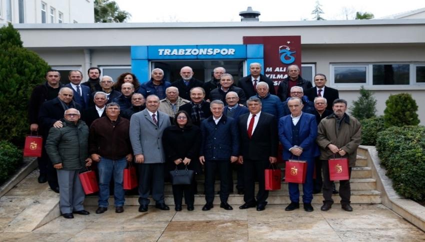 Trabzon'da 45 yıl sonra bir araya geldiler