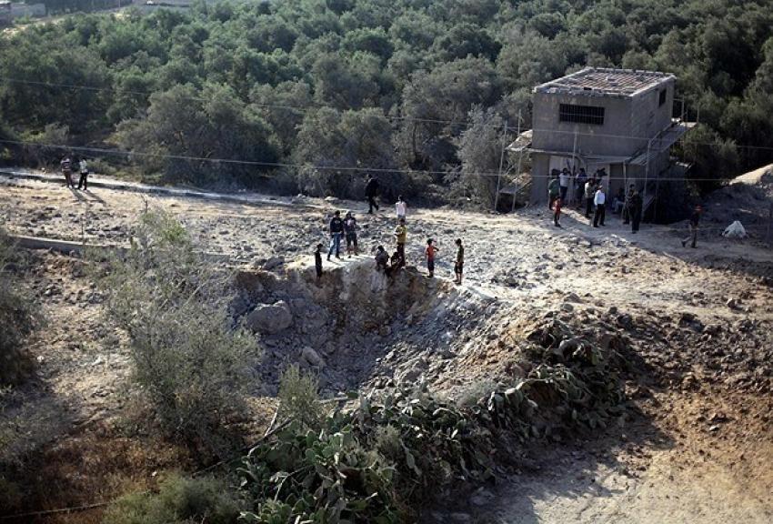 İsrail ölüm yağdırıyor