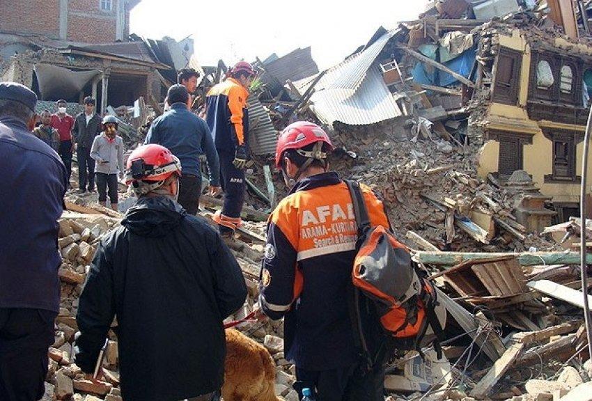 AFAD ekibi Nepal'den dönüyor