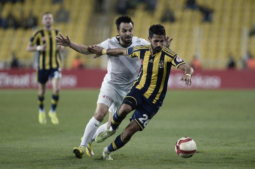 Bursaspor 6'ncı kez finalde