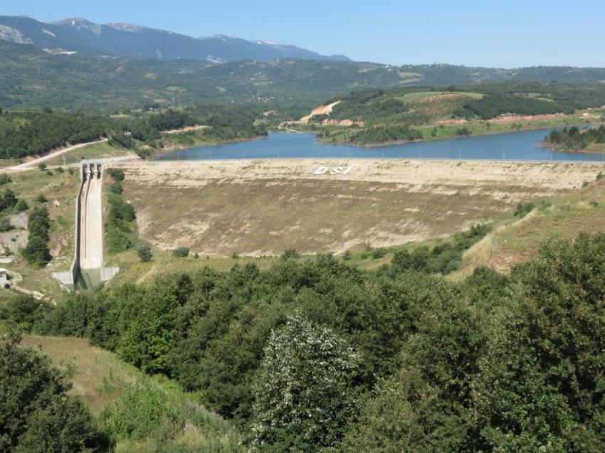 İnegöl Ovası'nı su ile buluşturacak proje!