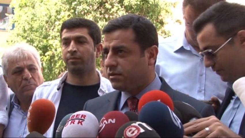 Demirtaş'tan MHP'ye çok sert cevap