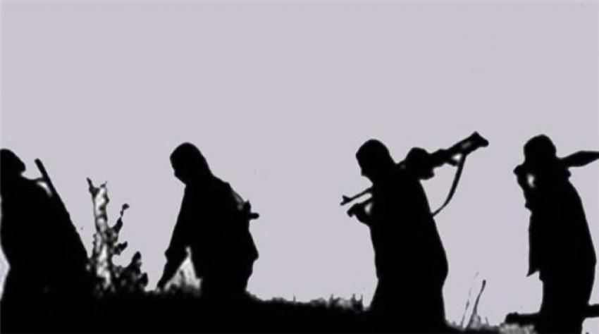 7 terörist daha teslim oldu