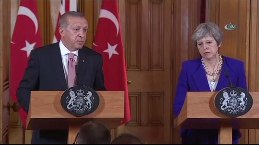 """Cumhurbaşkanı Erdoğan: """"Asla kabul etmiyoruz"""""""