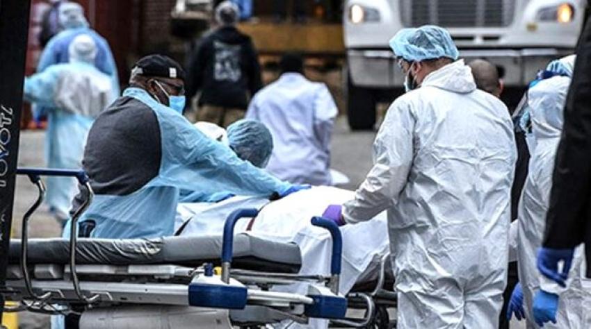 ABD'de virüsten ölenler her dakika artıyor!