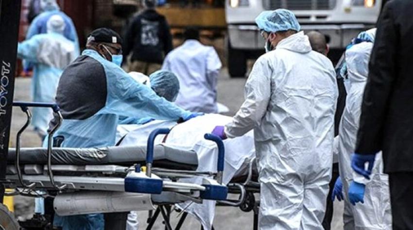 ABD'de virüsten ölenlerin sayısı 100 bine yaklaştı!