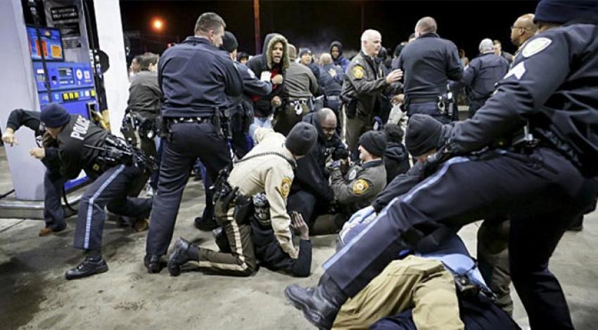 'ABD polisi günde 2 kişiyi öldürüyor'