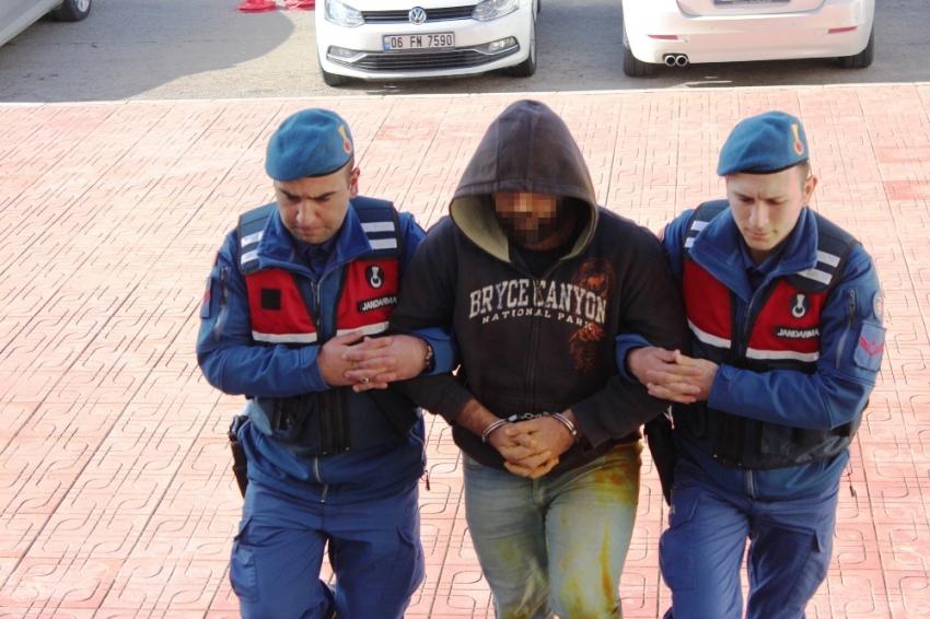 Bodrum'da insan kaçakçılarına operasyon