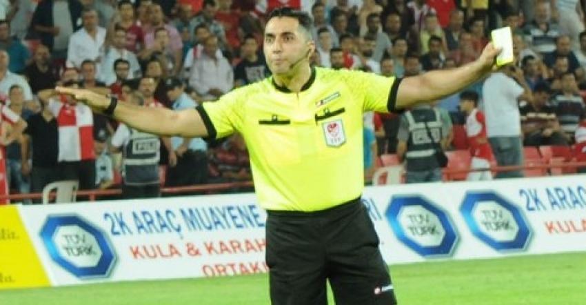 Ankaraspor maçı hakemi açıklandı