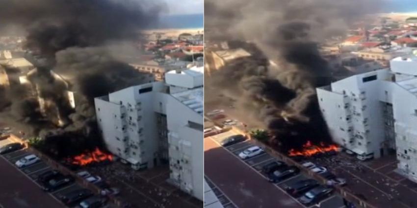 İsrail'de patlama: 2 yaralı
