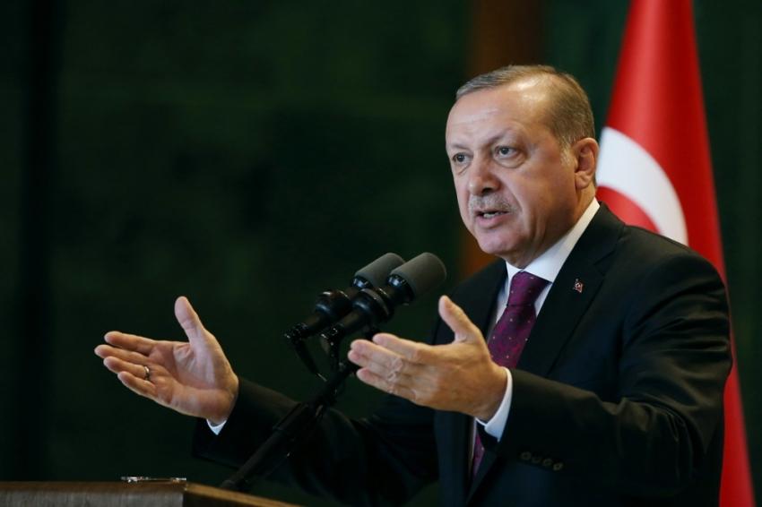 Cumhurbaşkanı Erdoğan Sri Lanka'daki saldırıyı kınadı
