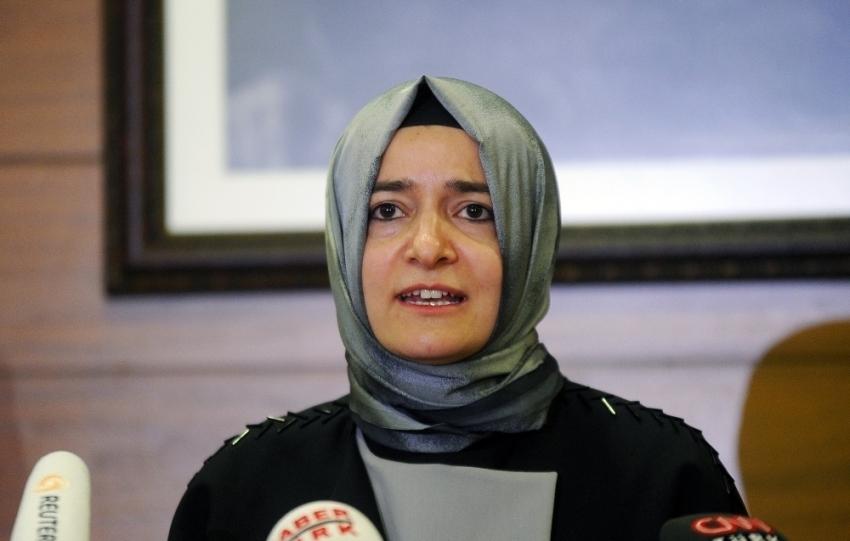 Bakan Kaya, BM Mülteciler Yüksek Komiseriyle bir araya geldi