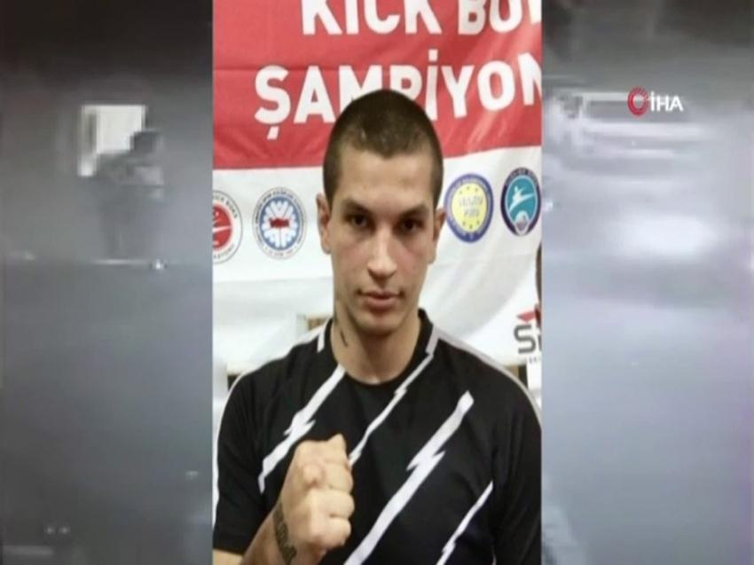 Milli kick boksçuya 'laf atma' cinayetinden tutuklama talebi