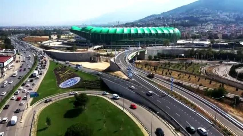 Bursalılar dikkat! Acemler'de trafik düzenlemesi