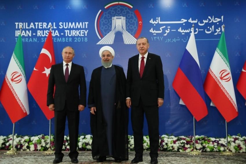 Kritik Suriye zirvesi yarın