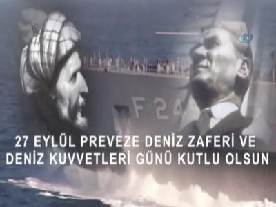 TSK'dan 'Deniz Kuvvetleri Günü' klibi