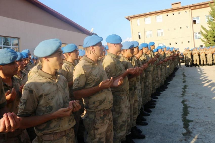 Siirt'te 2 komando taburu kuruldu