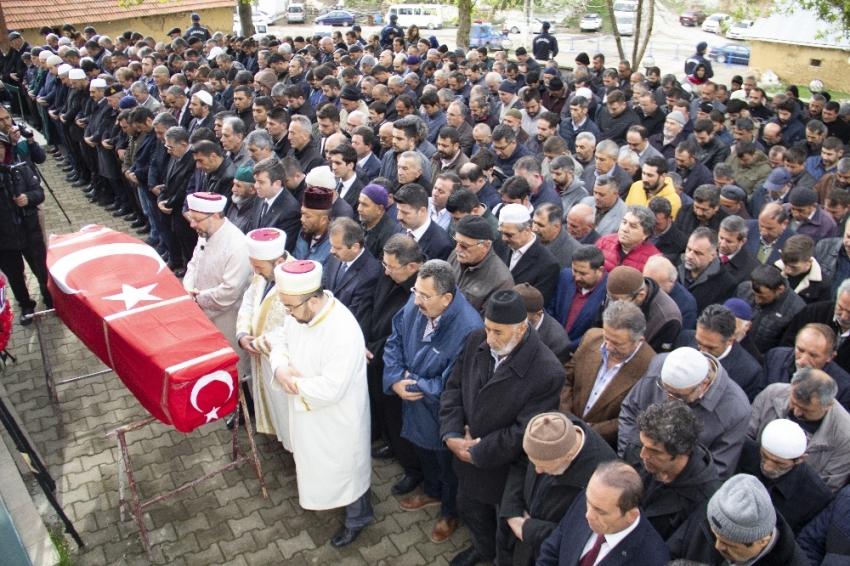 Yeni Zellanda saldırısında ölen Zekeriya Tuyan defnedildi