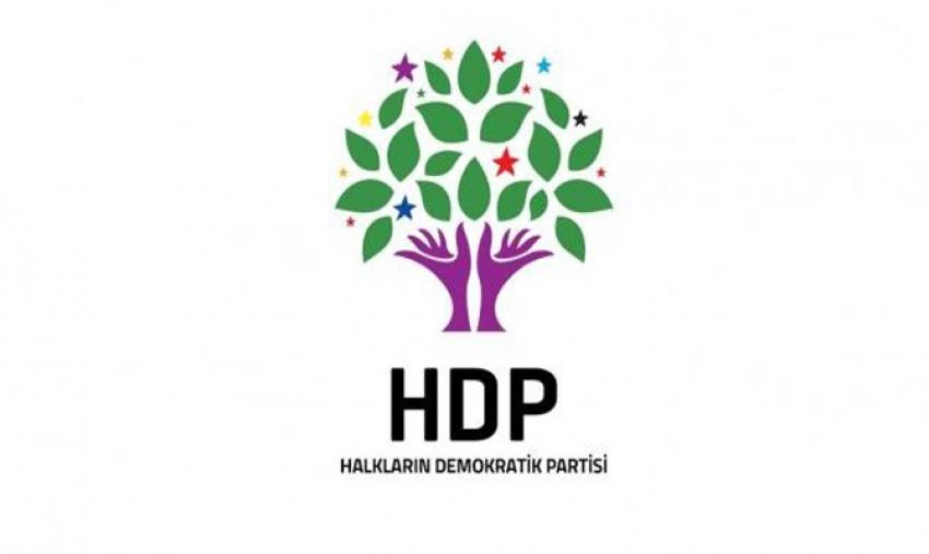 HDP'den o iddiaya yalanlama