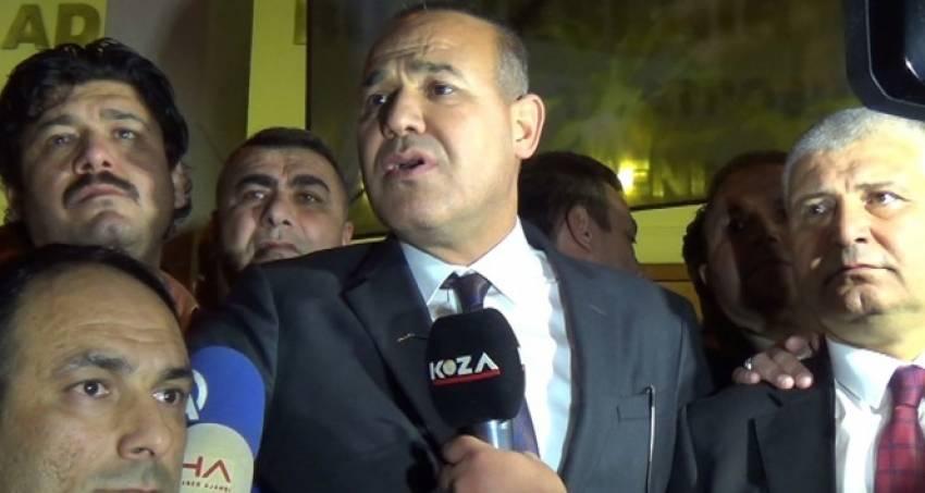 Başkan Sözlü'ye 5 yıl hapis