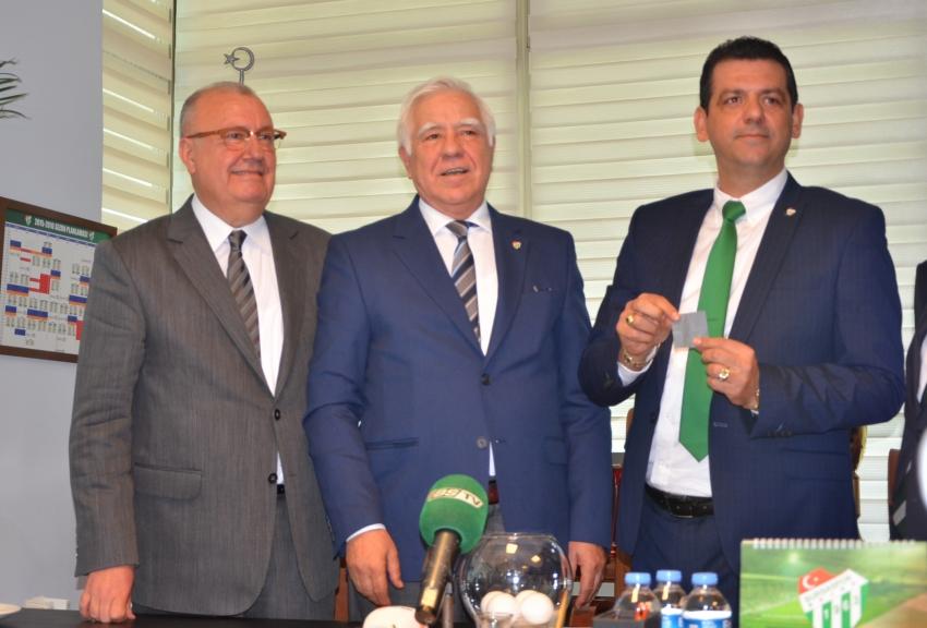 Ahmet Bozdemir Özlüce Tesisleri'ne geldi