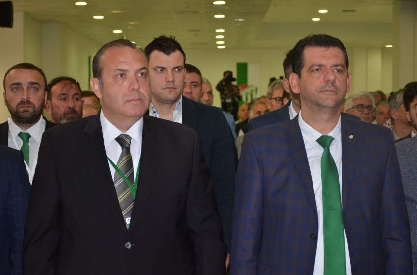 """Bozdemir """"Sizlerin sözünü dinleyeceğiz"""""""