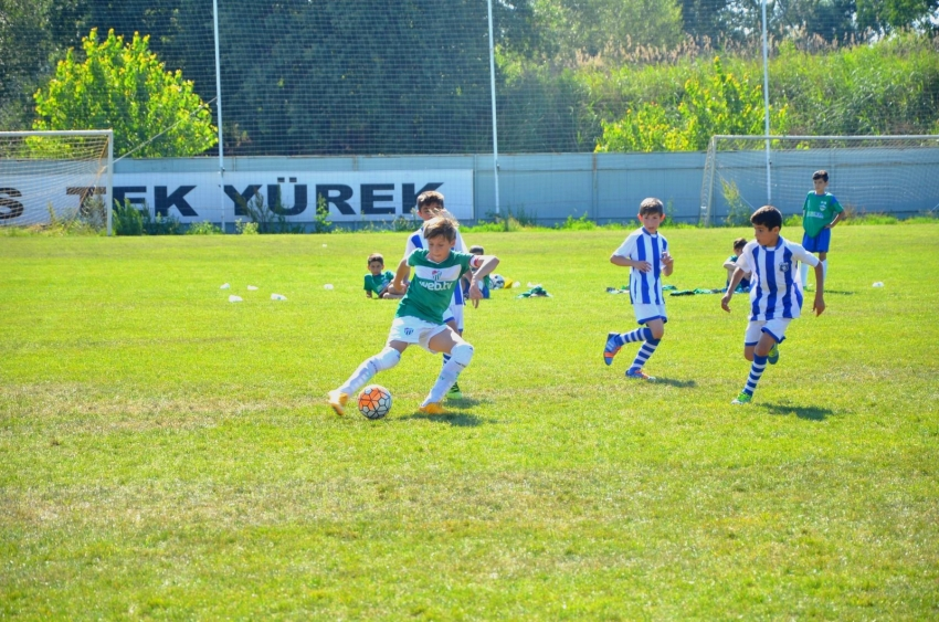 Junior League'de Bursaspor şampiyon