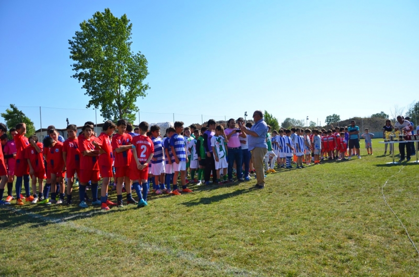 Junior League'de Bursaspor şampiyon
