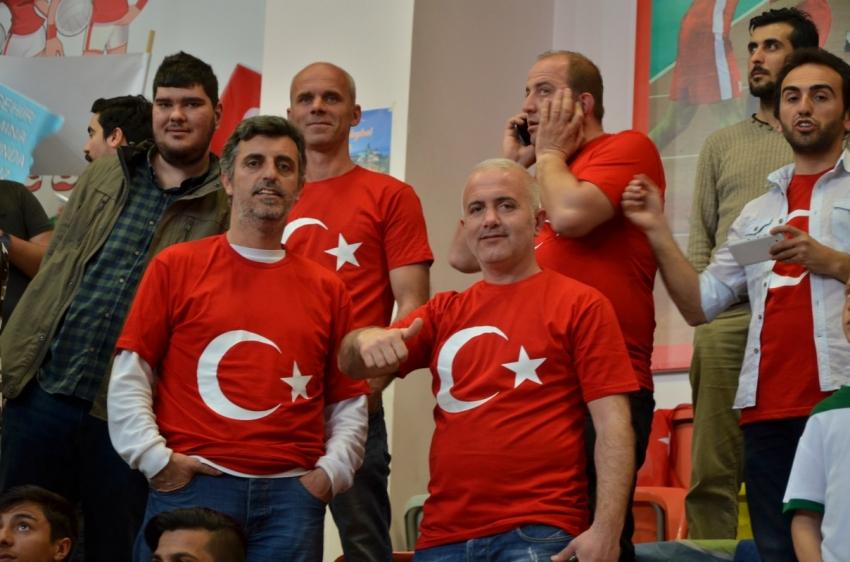 Filenin sultanları Avrupa Şampiyonu