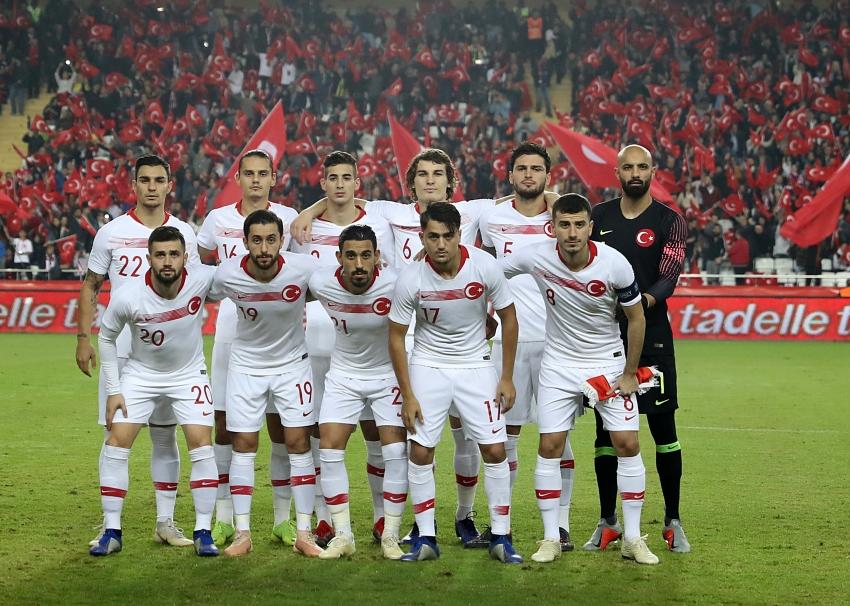 Türkiye 0-0 Ukrayna