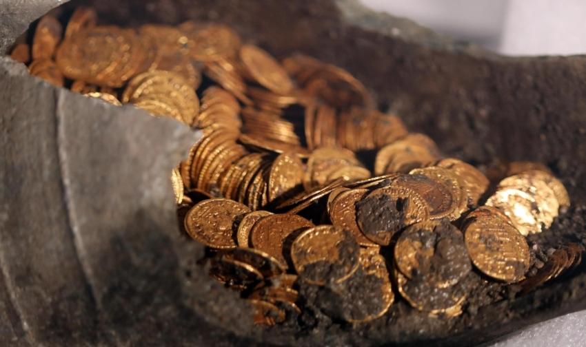 İtalya'da bulundu: 5. yüzyıla ait olduğu anlaşıldı