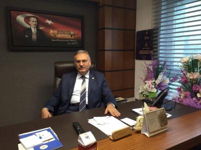 AK Parti Milletvekili Abdülkadir Yüksel vefat etti