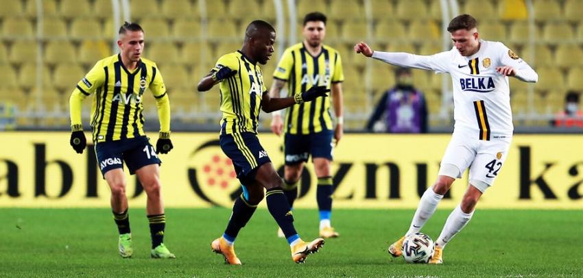 Ankaragücü:1-2 Fenerbahçe