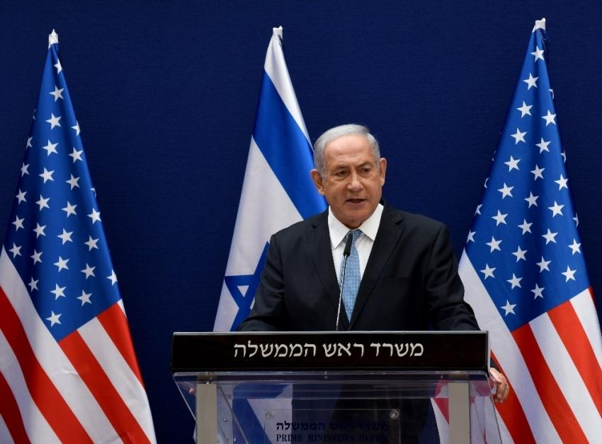 """Netanyahu BAE'ye: """"Kırmızı halı ile karşılamaya hazırız"""""""