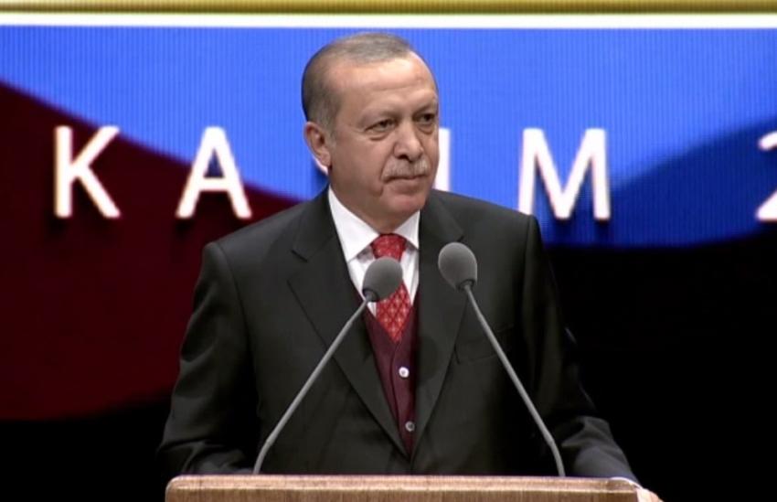 Erdoğan'dan CHP'ye Atatürk eleştirisi