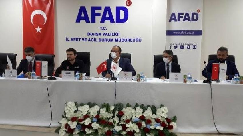 Bursa'da önemli toplantı