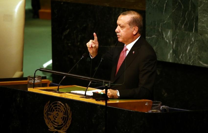 Cumhurbaşkanı Erdoğan: PYD'nin yaptıkları insanlık suçudur