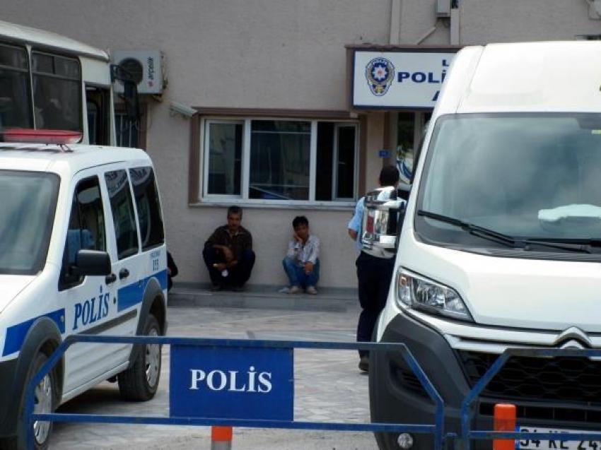 Lapseki'de 63 kaçak yakalandı
