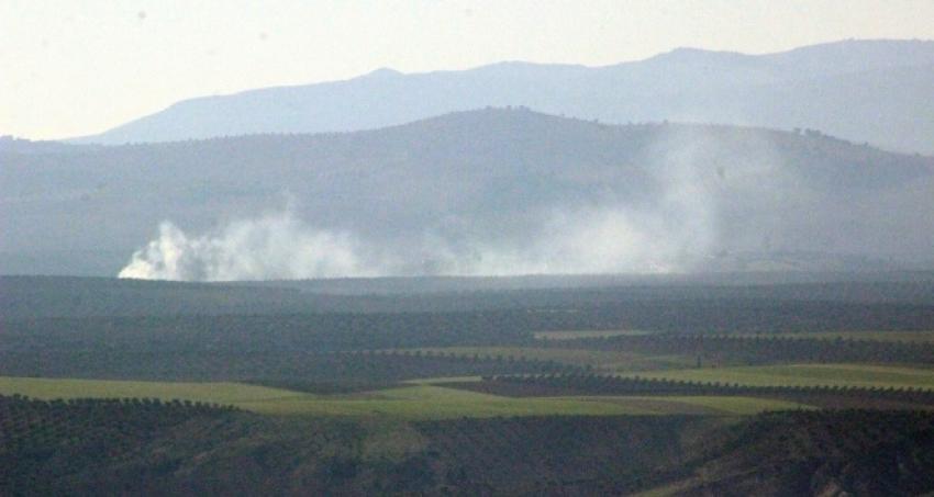 Afrin harekatında 25.gün! Bir köy daha alındı