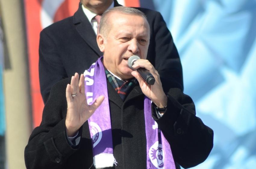 """""""AK Parti'nin kaderi, milletin kaderiyle bütünleşmiştir"""""""