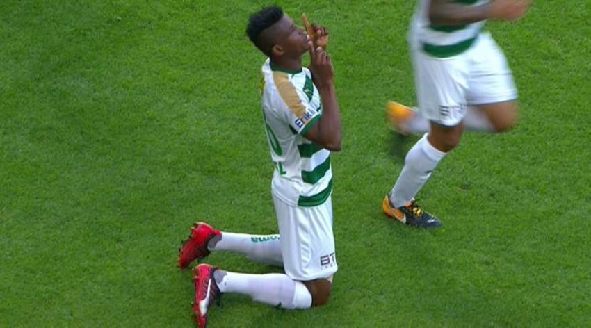 Agu'dan ikinci gol