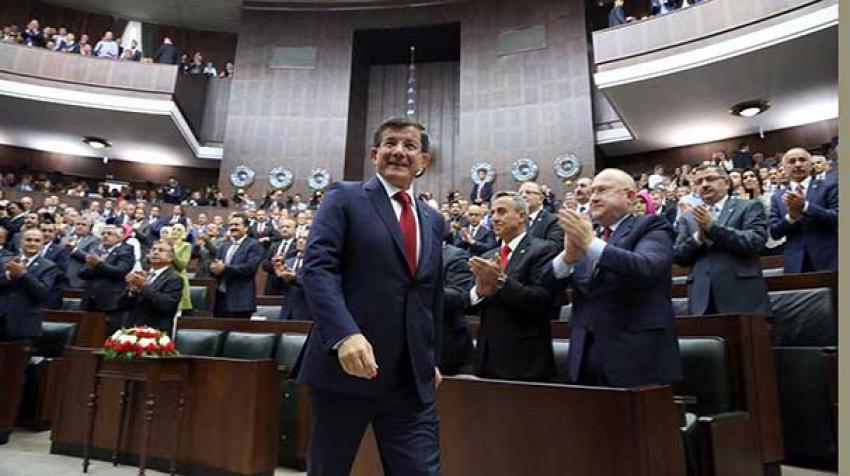 AK Parti'de ibre erken seçime döndü!