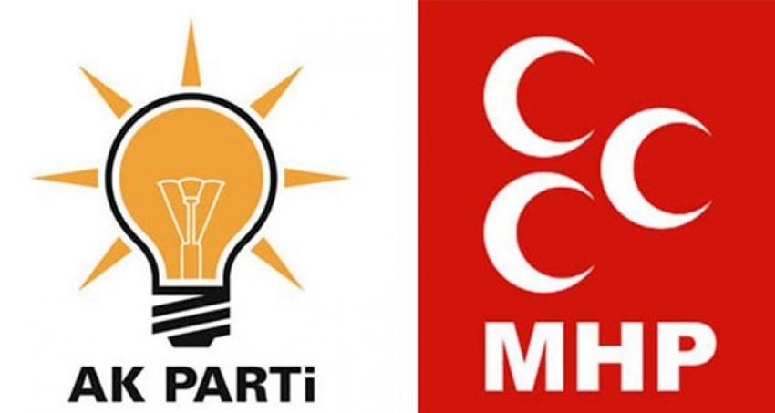 AK Parti ve MHP, Meclis iç tüzük değişikliklerinde anlaştı