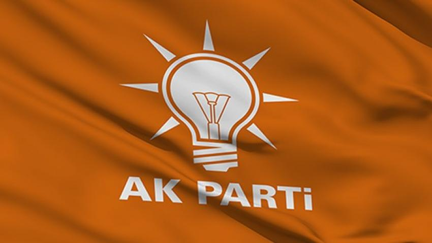 AK Parti'de istifa!