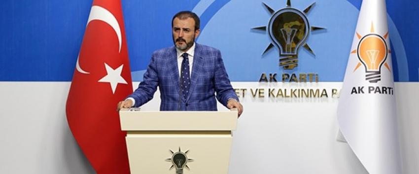 Ünal'dan Kılıçdaroğlu'na yanıt