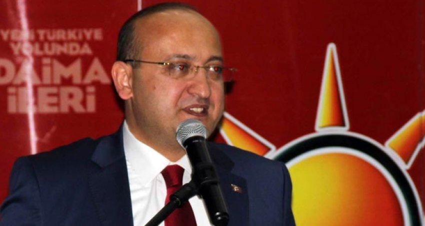 Akdoğan'dan, Demirtaş'a cevap!