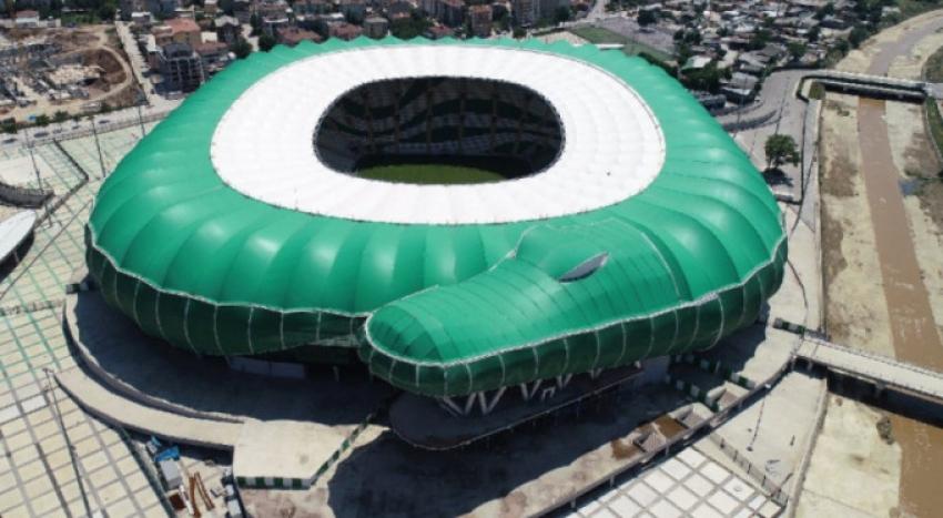 Timsah Arena Dünya çapında ilgi görmeye devam ediyor
