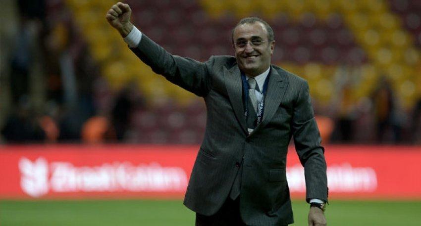 Hep Galatasaray'a hizmet edeceğim