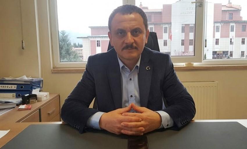 Albayrak Baro yönetiminden istifa etti